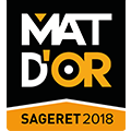 Matd'or 2018 Winner