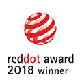 Red Dot Awards 2018 Winner