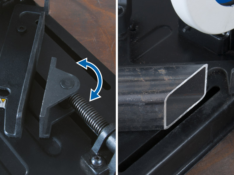 ADJUSTABLE VISE