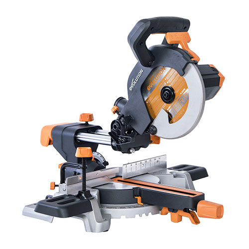 Evolution R210SMS Sliding Mitre Saw