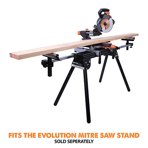 R210SMS fits the Evolution mitre saw stand