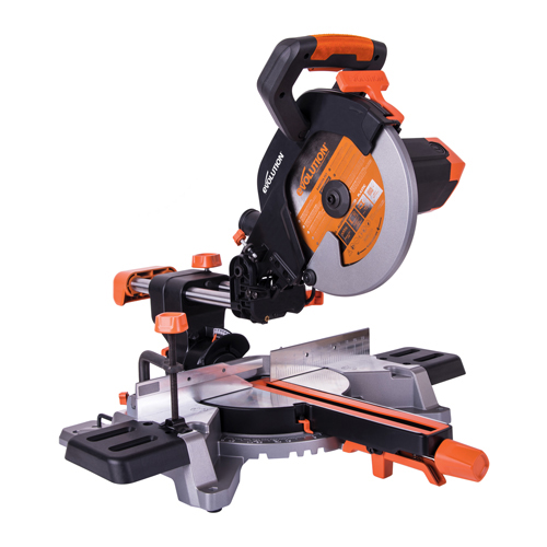 Evolution r255sms Sliding Mitre Saw