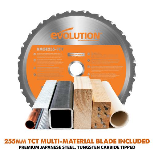 Evolution Multi-Material Cutting Technology