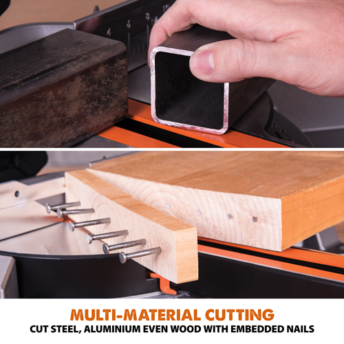 Multi-Material Cutting