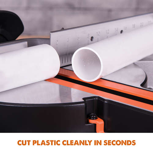 Cut Plastic Cleanly In Seconds
