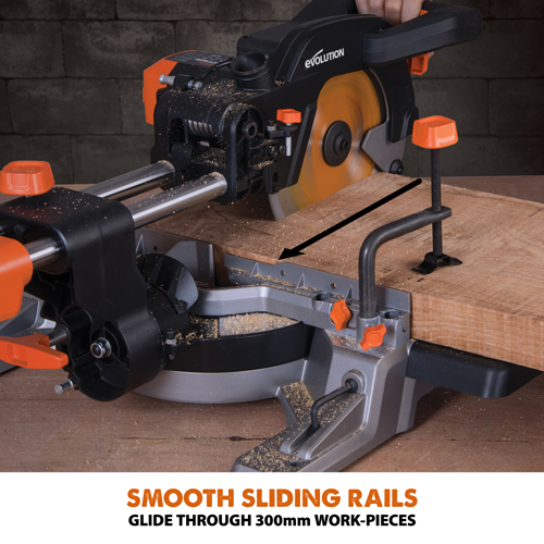 Smooth Sliding Rails