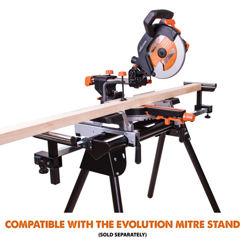 R255SMS fits the Evolution mitre saw stand