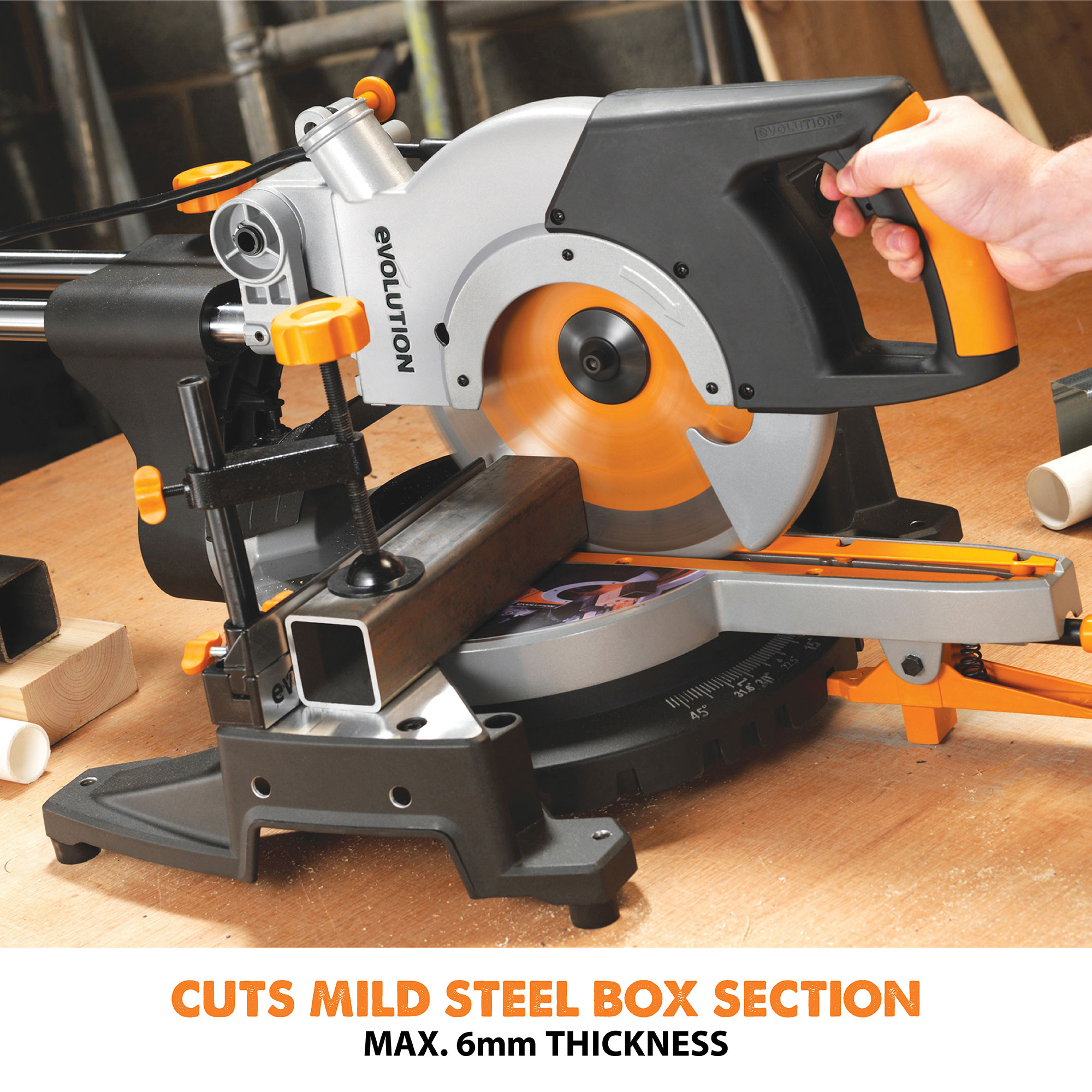 Steel Cutter South Africa: Powerful Accurate Multipurpose