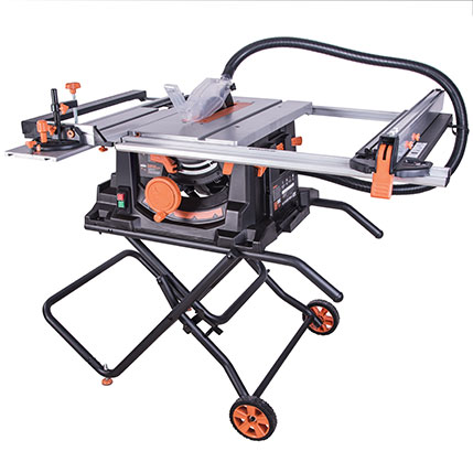 Multi Material Cutting Table Saw
