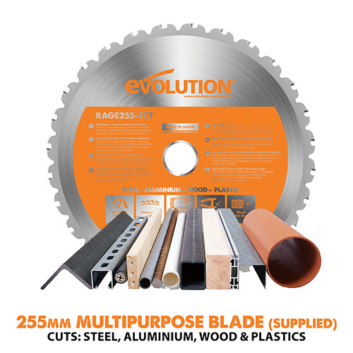 Evolution Multipurpose Cutting Technology