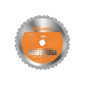 Evolution 185mm Circular Saw Blade