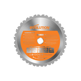 Evolution 185mm Mitre Saw Blade