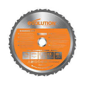 Evolution 255mm Saw Blade