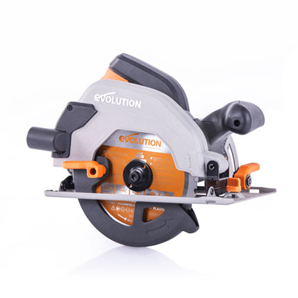 Evolution R165CCSL Circular Saw