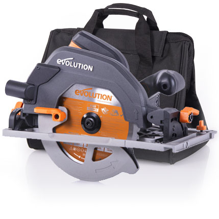 Evolution R185CCSX+ Circular Saw
