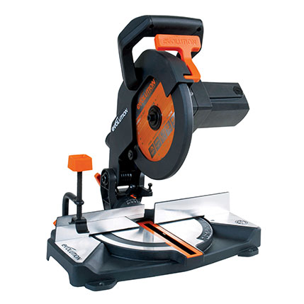 Evolution R210CMS Mitre Saw