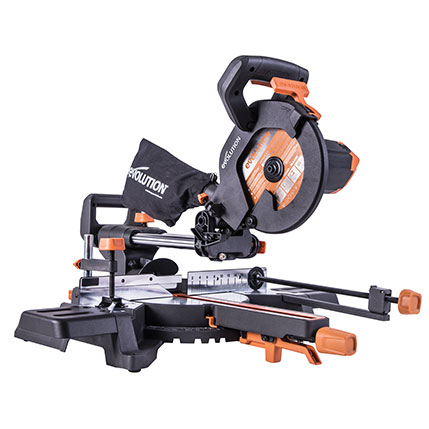 Evolution R210SMS-300+ Sliding Mitre Saw
