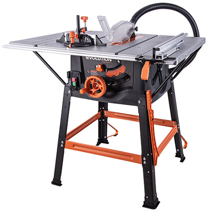 Evolution R255MTS Table Saw