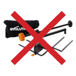Evolution Power Tools C-Grade Stock