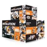 Evolution Power Tools B-Grade Stock