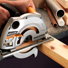 Evolution Circular Saws