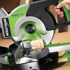 Evolution Mitre Saws