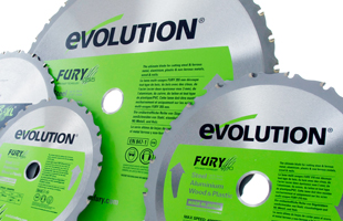 Evolution Project FURY Bıçaklar