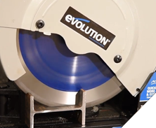 Videos extend the life of your evosaw355 evosaw380 chop saw blades play greentooth Choice Image