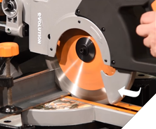 Evolution power tool videos changing the blade on an evolution extend the life of your rage sliding mitre saw blades play keyboard keysfo Gallery